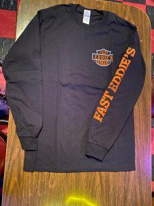 biker-tee-black-and-orange-fast-eddies-front
